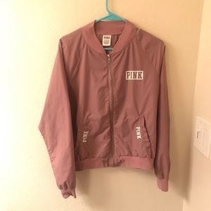 PINK women jacket taro color